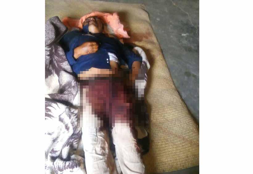 Asesinan a balazos a joven en Tepetlapa | El Imparcial de Oaxaca