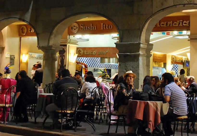 Raquítica ocupación restaurantera: Canirac | El Imparcial de Oaxaca
