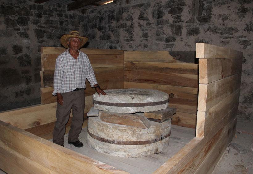 Reconstruyen molino de trigo en Tlaxiaco | El Imparcial de Oaxaca