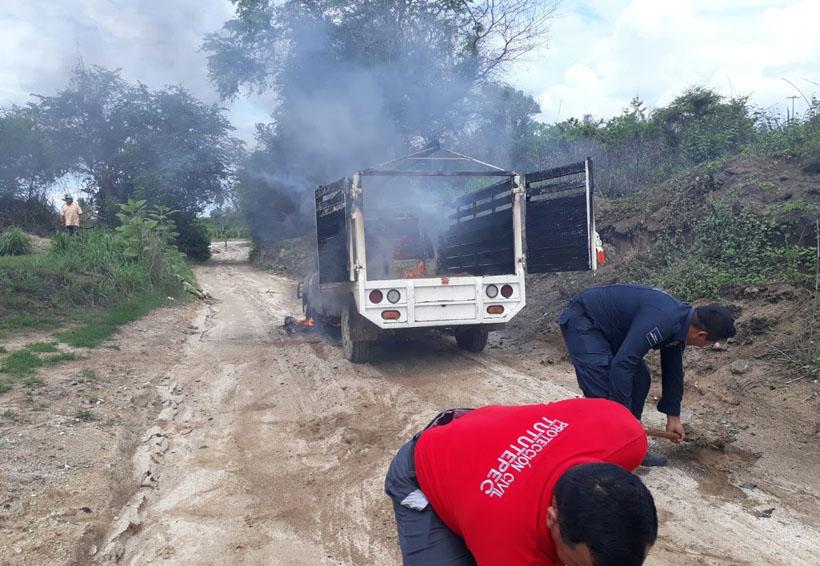 Muere conductor calcinado en Huatulco   El Imparcial de Oaxaca