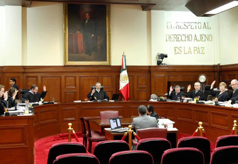 Suprema Corte blinda a funcionarios; prohíbe que se conozca su 3de3   El Imparcial de Oaxaca