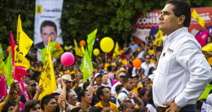 Silvano Aureoles se 'destapa' para 2018; pide que PRD deje de rogarle a Morena   El Imparcial de Oaxaca