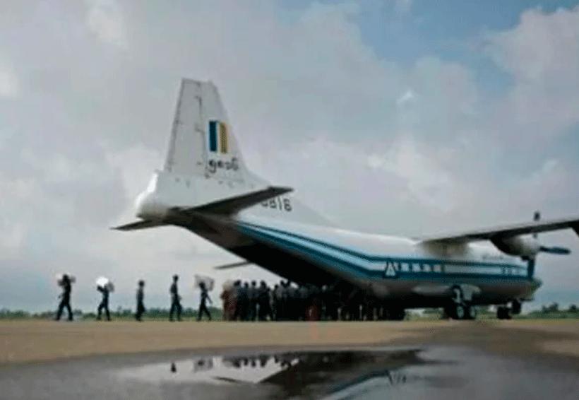 Desaparece avión birmano con más de 100 personas a bordo | El Imparcial de Oaxaca