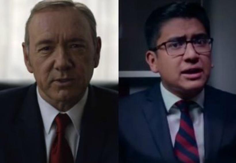 Ex alcalde niega plagio; 'House of Cards' le responde | El Imparcial de Oaxaca