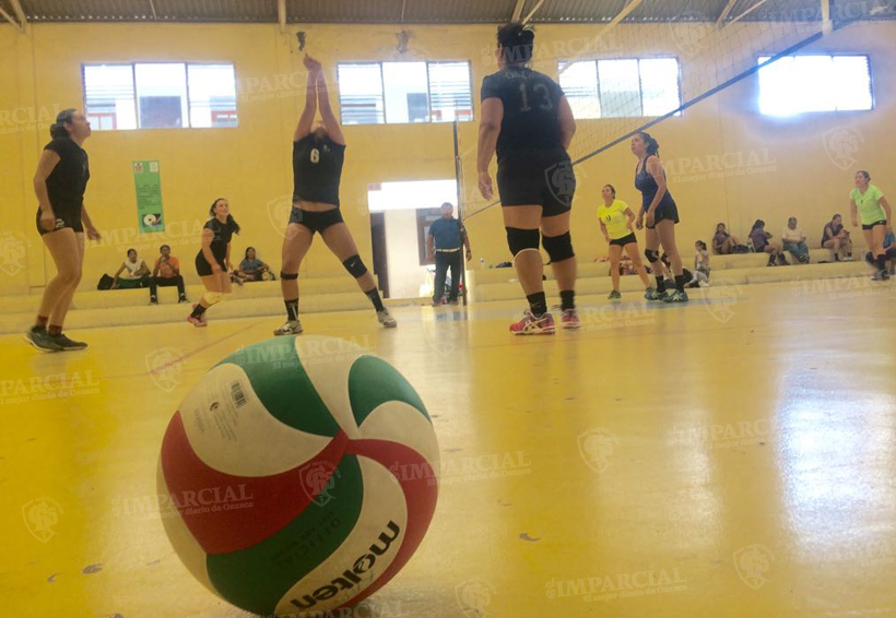 """Realizan torneo de voleibol """"Unidas contra la violencia de género""""   El Imparcial de Oaxaca"""
