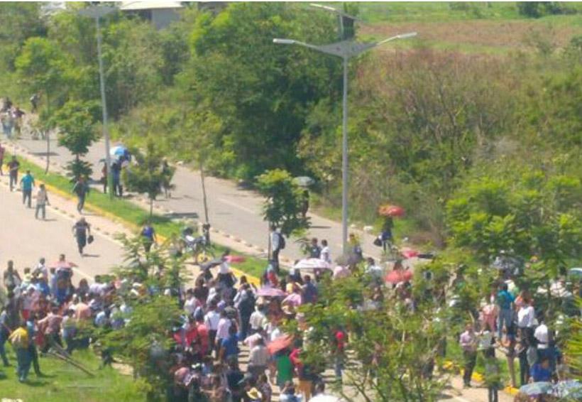 Carecen de Plan  de Contingencia en Ciudad Administrativa | El Imparcial de Oaxaca