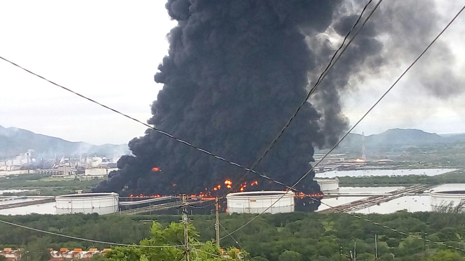 Vecinos se resguardan en albergues tras explosión en el Istmo | El Imparcial de Oaxaca