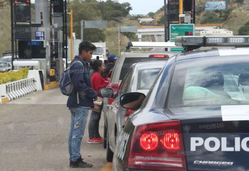 Frente Estudiantil Popular exige cooperación en caseta de Huitzo | El Imparcial de Oaxaca