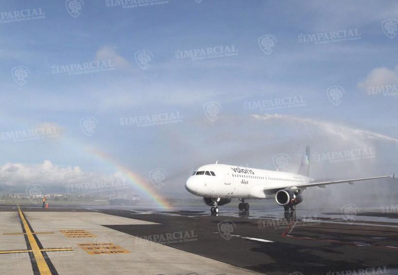 Inauguran vuelo Los Angeles – Oaxaca   El Imparcial de Oaxaca