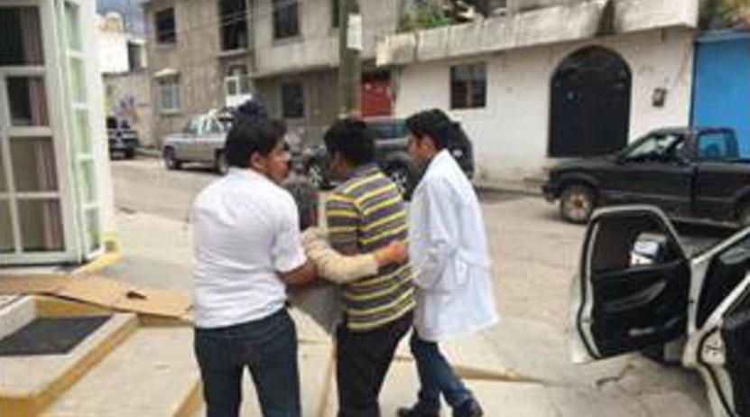 Amarran de pies y  manos a anciana en Huajuapan | El Imparcial de Oaxaca