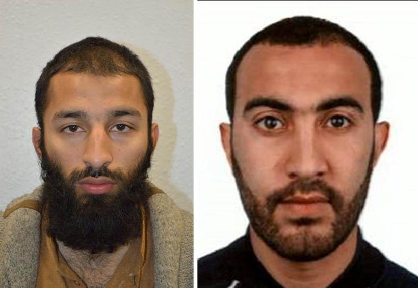 Autoridades británicas identifican a 2 de los 3 terroristas de Londres | El Imparcial de Oaxaca