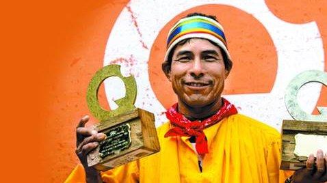 Aplauden en vuelo a Silvino, corredor rarámuri que triunfó en Francia   El Imparcial de Oaxaca