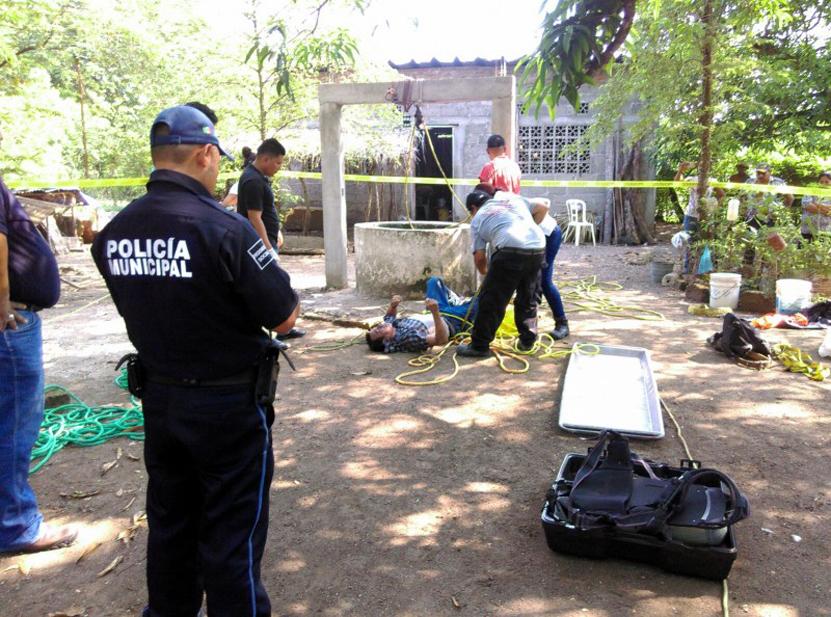 Muere campesino  al caer a un pozo en Tuxtepec | El Imparcial de Oaxaca