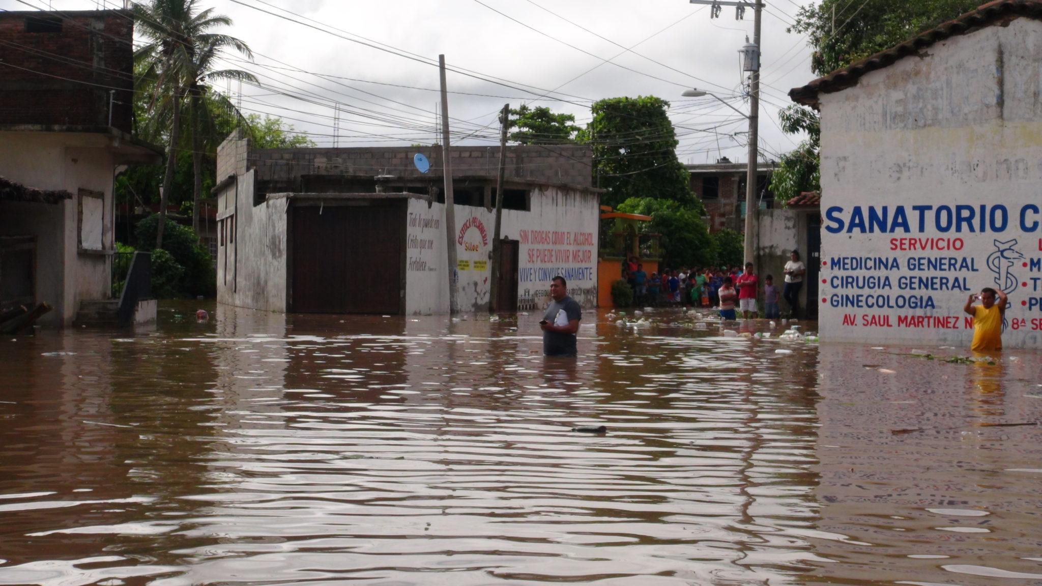 En el Istmo evalúan daños tras paso de Beatriz | El Imparcial de Oaxaca