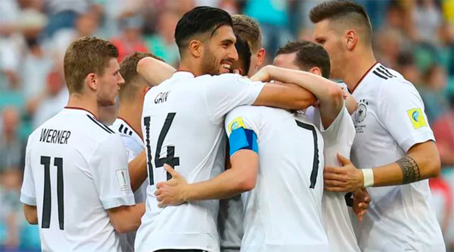 Alemania vence a Camerún y enfrentará a México por las semifinales de la Copa Confederaciones | El Imparcial de Oaxaca