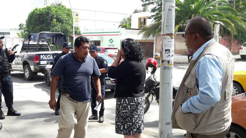 Despojan a mujer  de 280 mil pesos en la colonia Reforma   El Imparcial de Oaxaca