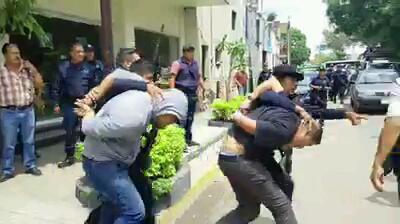 Incierta, situación jurídica de  5 sospechosos | El Imparcial de Oaxaca