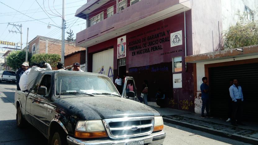 Detienen a acusado de violar a su ex en Huajuapan de León | El Imparcial de Oaxaca