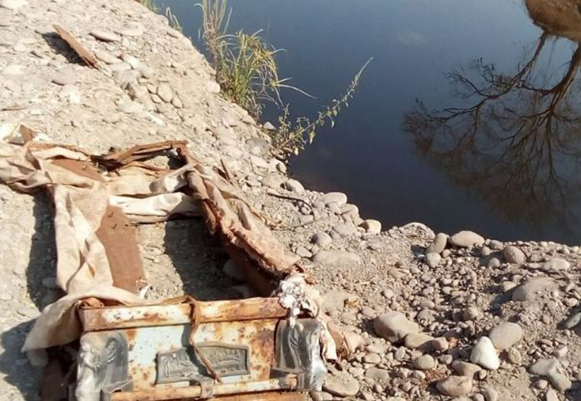 En lugar de pescar peces encontraron ataúdes   El Imparcial de Oaxaca