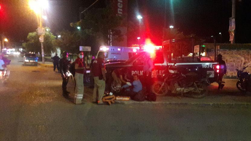 Arrollan a repartidor | El Imparcial de Oaxaca