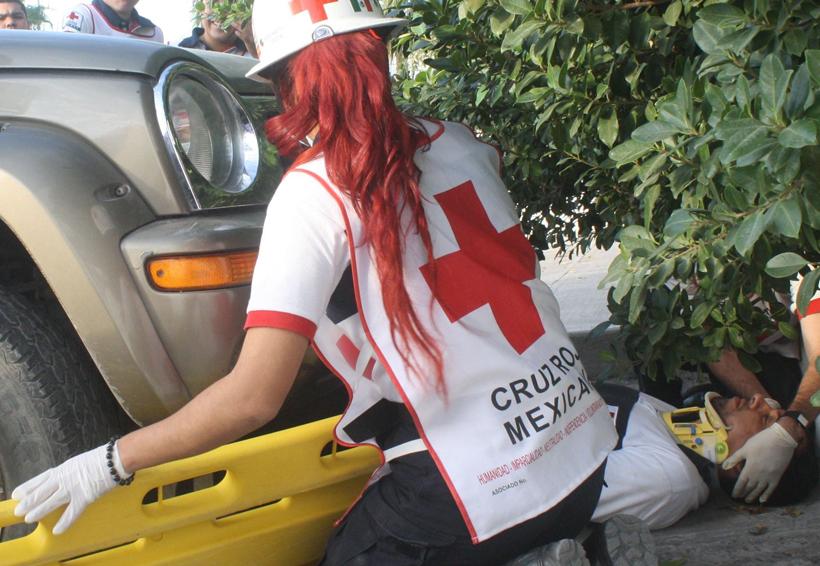 Colisiona taxi contra camioneta en la Mixteca | El Imparcial de Oaxaca