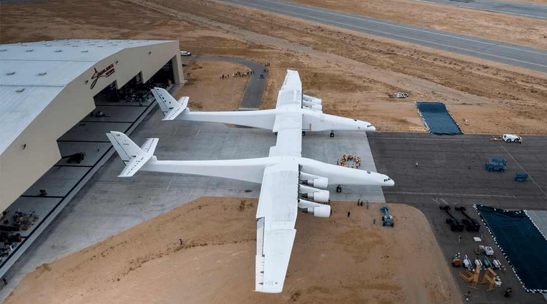 El cofundador de Microsoft ya terminó la construcción del avión más grande del mundo   El Imparcial de Oaxaca