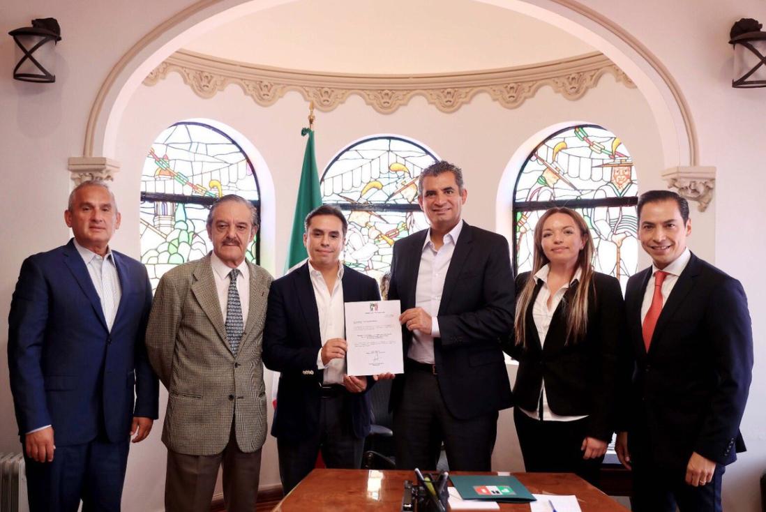 Designan a ex colaborador de Javier Duarte como dirigente del PRI en Morelos | El Imparcial de Oaxaca