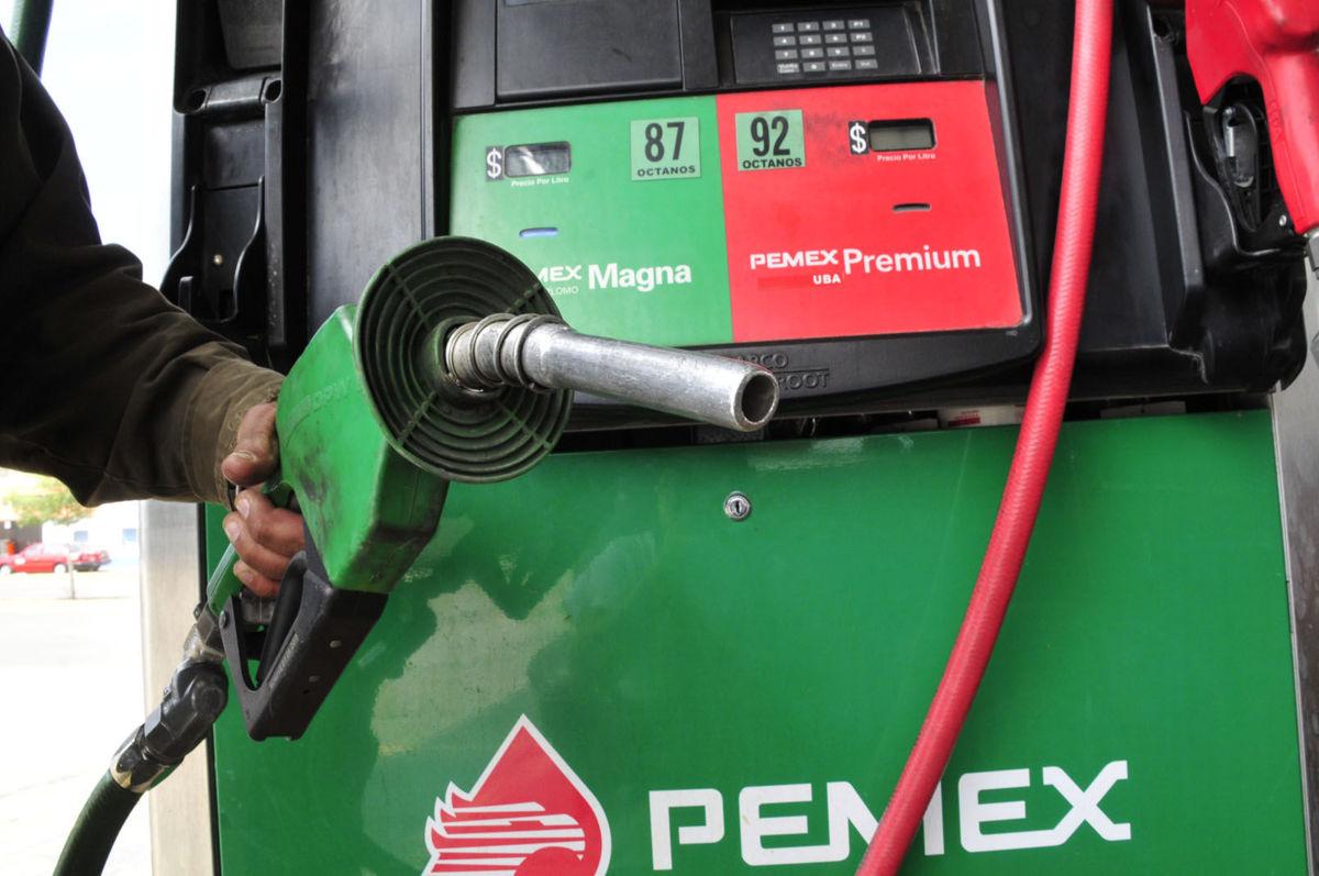 Magna y Premium se venden en un centavo más este fin de semana   El Imparcial de Oaxaca