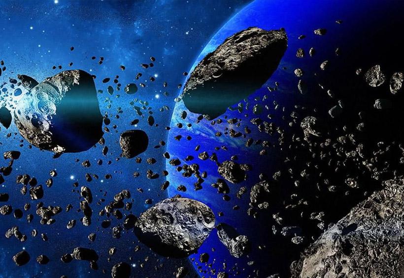 NASA realiza simulación de daños ante posible impacto de asteroides   El Imparcial de Oaxaca