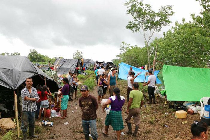 CNDH pide apoyo para guatemaltecos desplazados a México   El Imparcial de Oaxaca