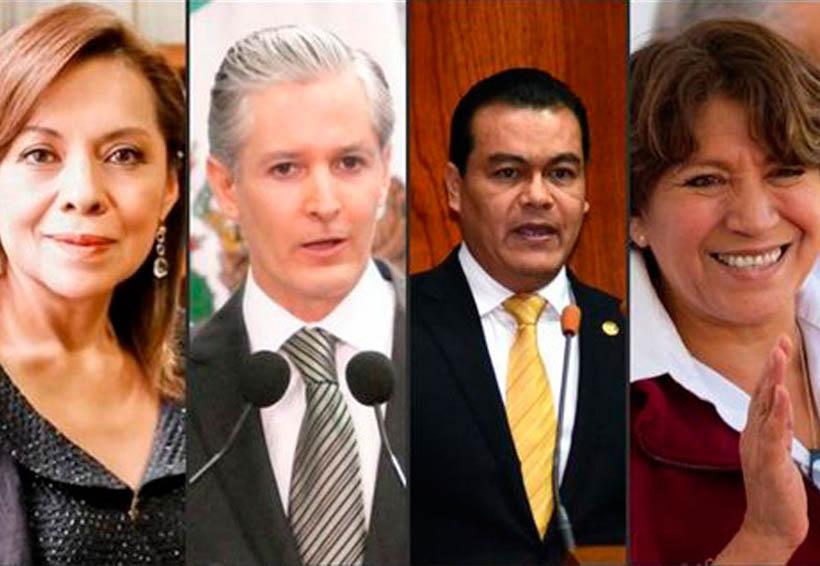 Así votaron los candidatos en Edomex | El Imparcial de Oaxaca