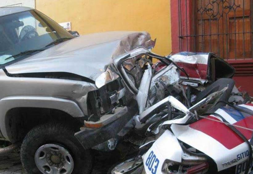 Libre por buen comportamiento, autor de mortal choque en Oaxaca | El Imparcial de Oaxaca