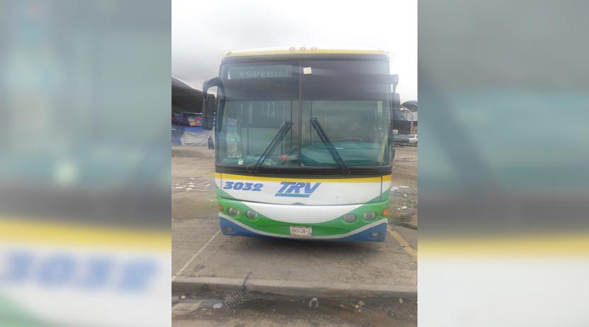 Recuperan autobús en Oaxaca   El Imparcial de Oaxaca