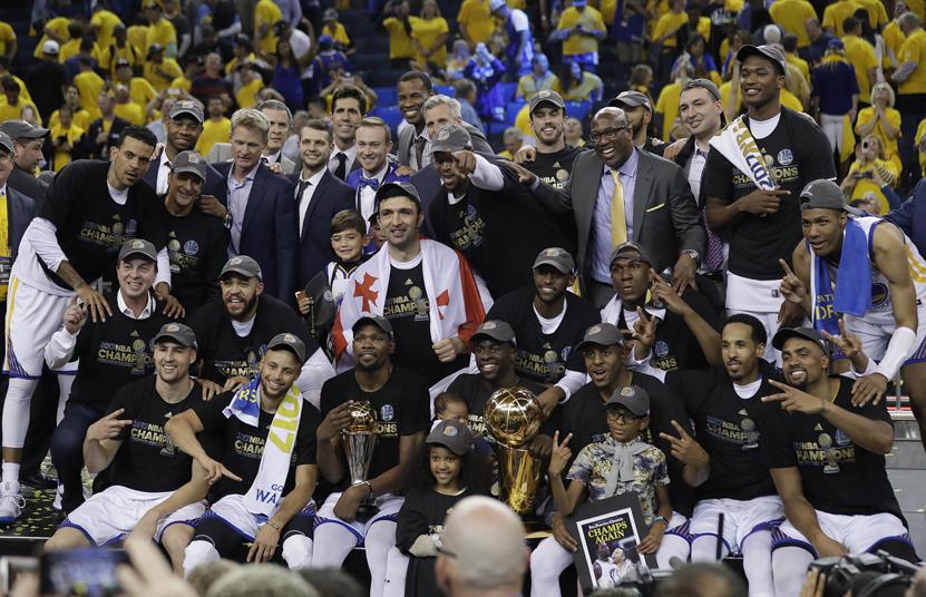 Golden State Warriors campeones  de la NBA | El Imparcial de Oaxaca