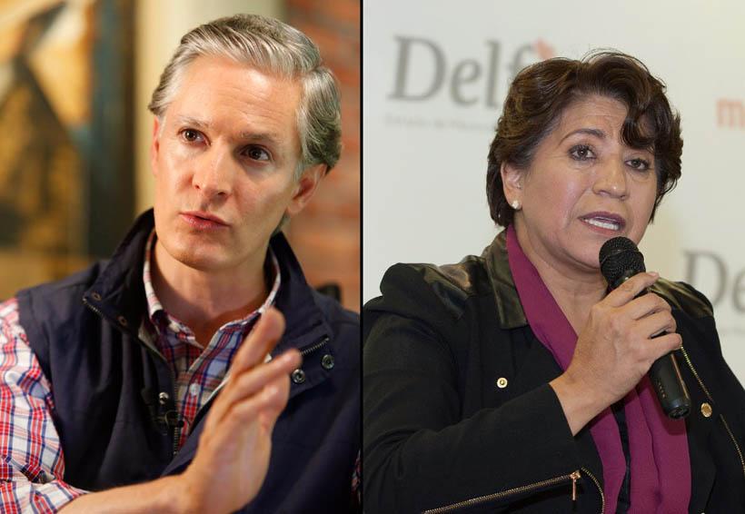 Elecciones en el Edomex: Del Mazo y Morena se declaran ganadores | El Imparcial de Oaxaca