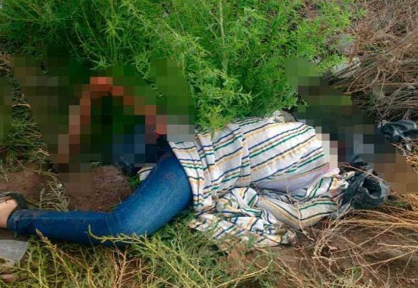 Una joven es encontrada con el rostro desollado y sin una pierna | El Imparcial de Oaxaca