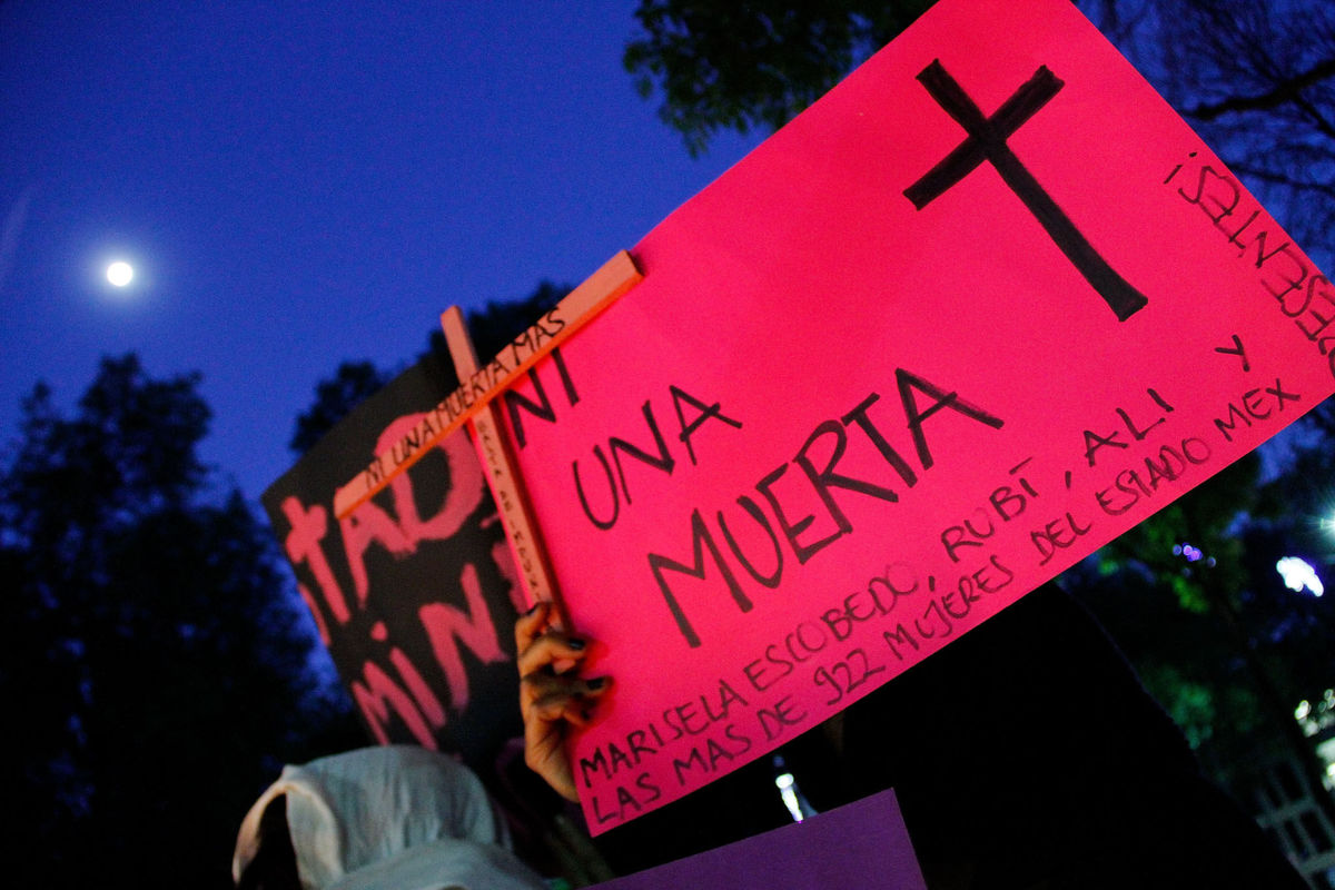 INAI ordena a CNDH informar sobre feminicidios entre 2015 y 2016   El Imparcial de Oaxaca