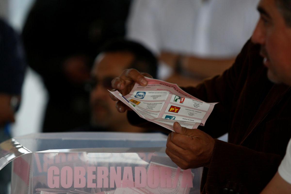Inicia PREP de elección de gobernador en Edomex | El Imparcial de Oaxaca