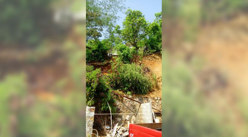 Se desgaja cerro  sobre vivienda en Salina Cruz.;  sin lesionados | El Imparcial de Oaxaca