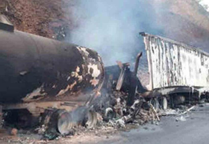 Un muerto tras fatal accidente entre vehículos pesados | El Imparcial de Oaxaca