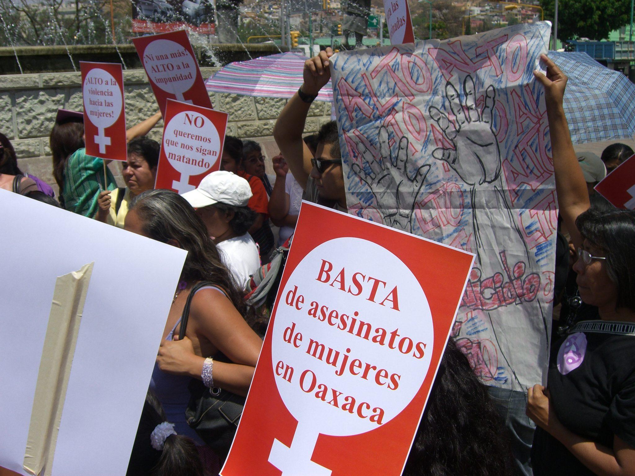 Ponen en marcha Protocolo de  actuación contra feminicidios | El Imparcial de Oaxaca