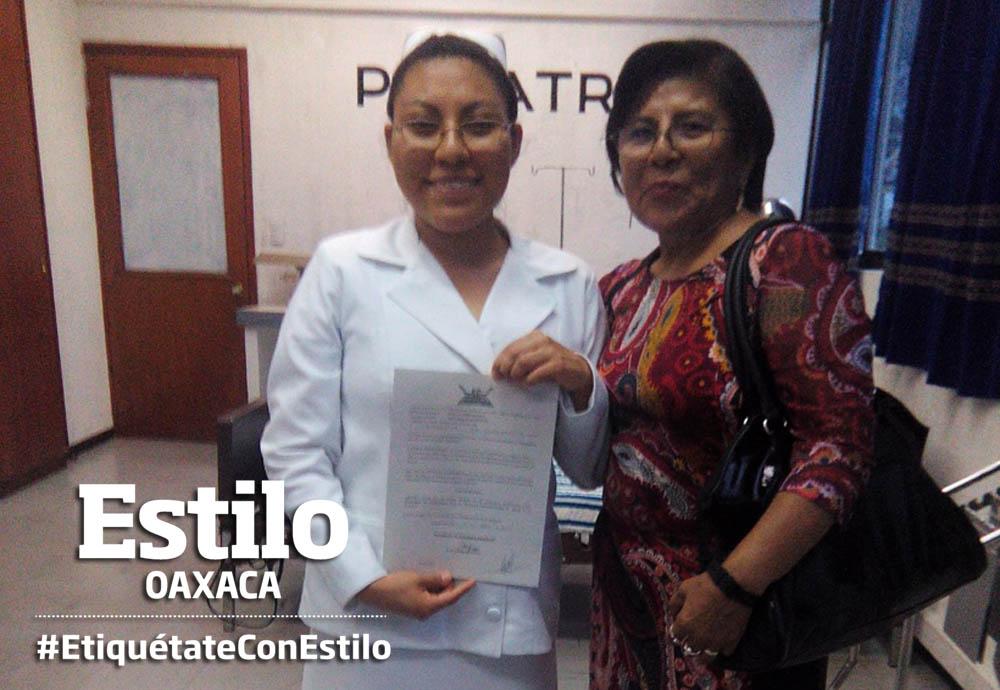 Nueva  profesionista   El Imparcial de Oaxaca