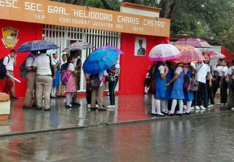 Suspenden clases en todo el estado de Oaxaca | El Imparcial de Oaxaca