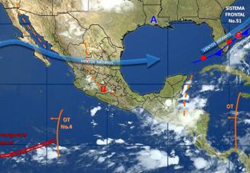 Continuarán tormentas muy fuertes en Oaxaca   El Imparcial de Oaxaca