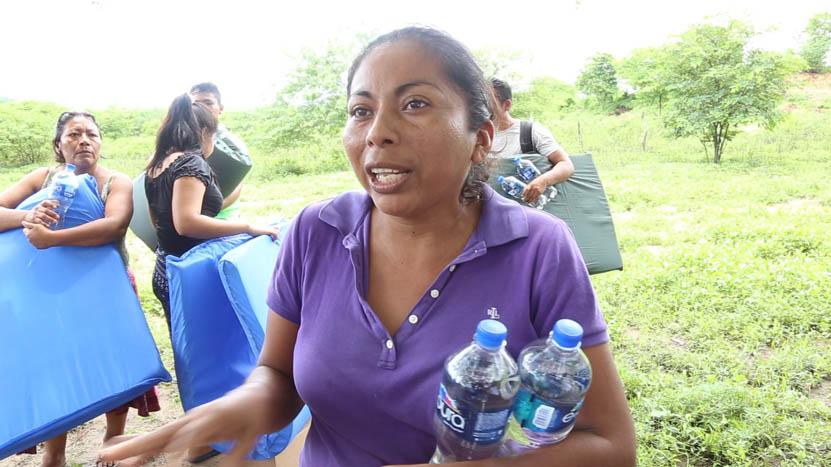 Colonos piden a Pemex resarcir daños  por la explosión en la refinería | El Imparcial de Oaxaca