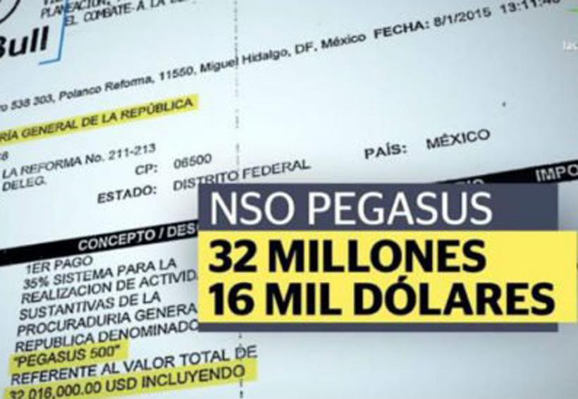 Filtran contrato que comprueba que PGR compró Pegasus | El Imparcial de Oaxaca