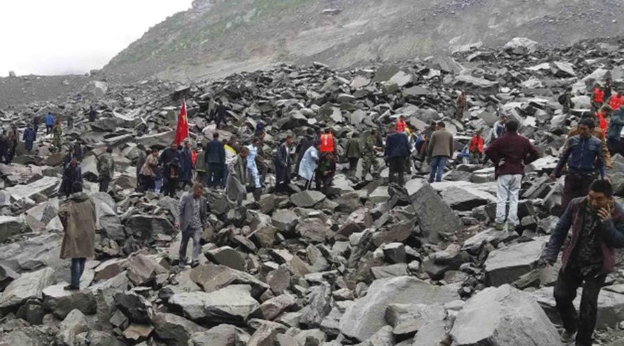 Al menos 15 muertos y 120 desaparecidos por deslizamientos en China | El Imparcial de Oaxaca