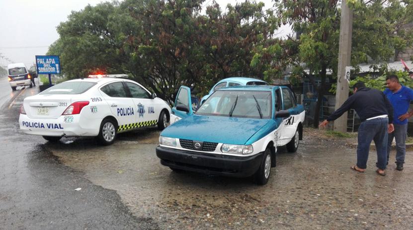 Chocan  autos en  Salina Cruz   El Imparcial de Oaxaca