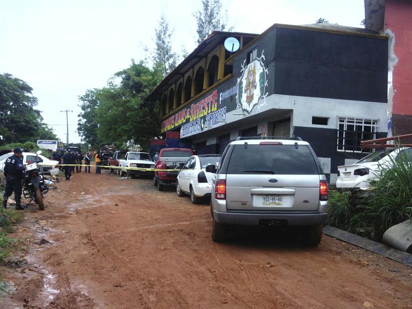 Asesinan al dueño de  Autopartes del Sureste en Tuxtepec   El Imparcial de Oaxaca