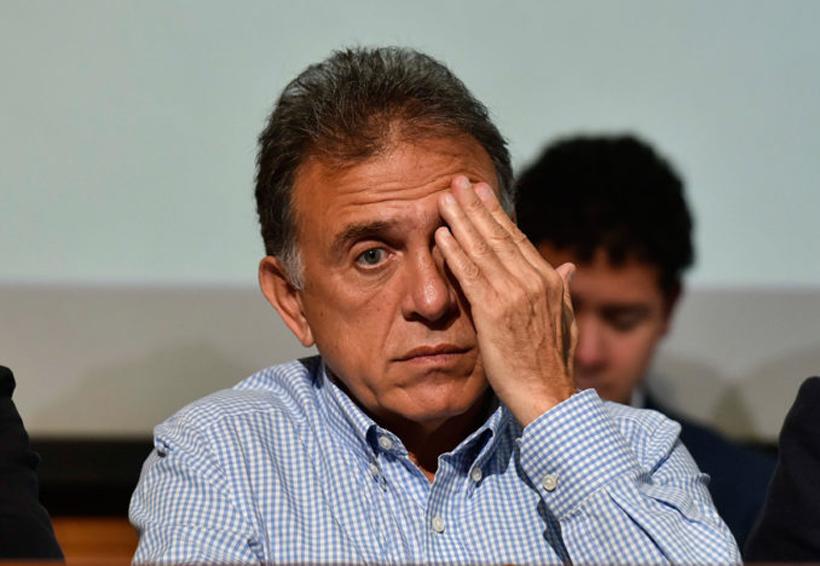 """""""Está en la cárcel gracias a mí"""": Yunes a Duarte   El Imparcial de Oaxaca"""